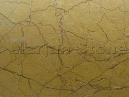 Golden Spider Marble (MS-M51)