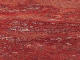 Red Travertine (MS-T23)