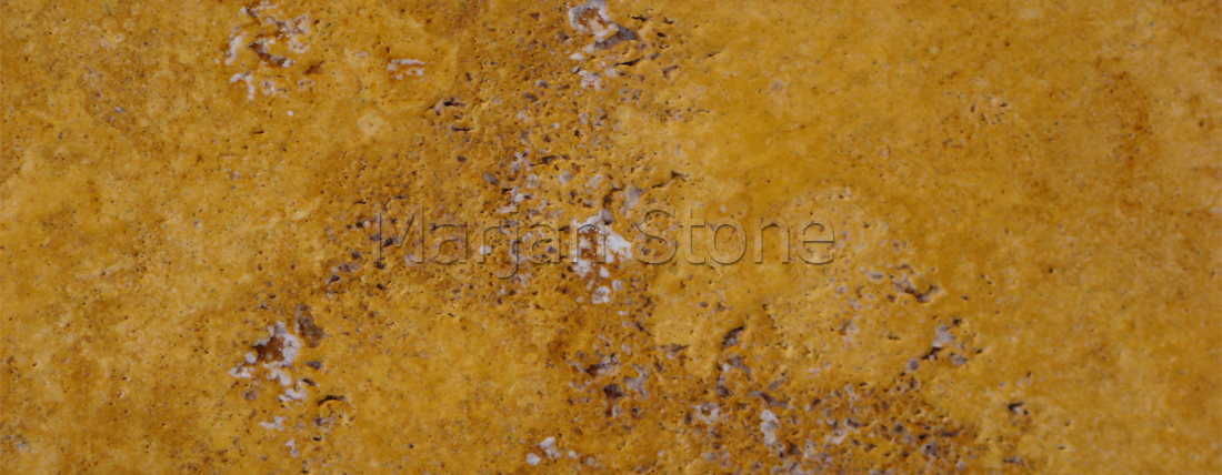 Yellow Travertine (MS-T38)
