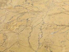 (MS-M53) سنگ مرمر زرد عنکبوتی