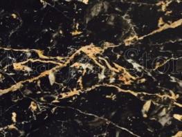 Mármol negro dorado (MS-M19)